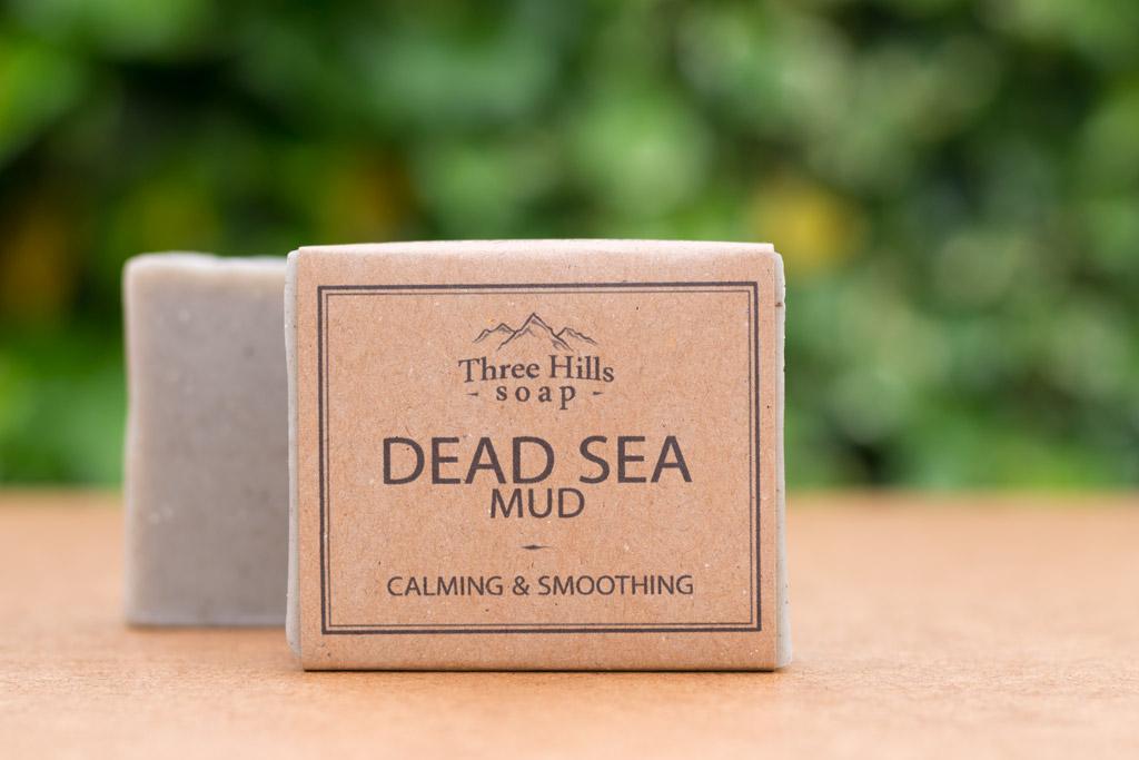 dead sea mud soap