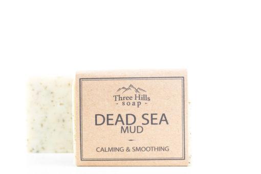 Two dead sea mud soaps