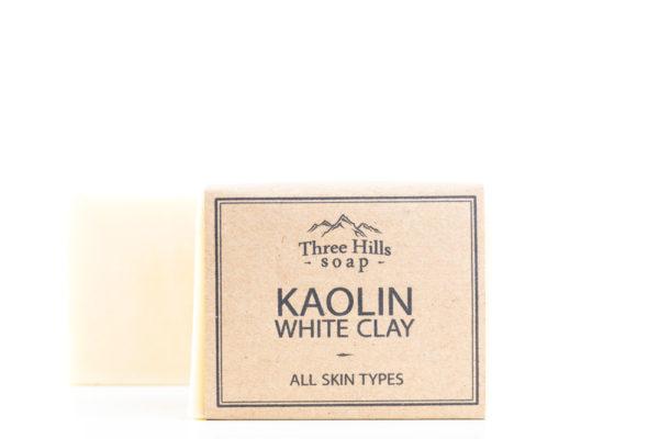 kaolin white clay soap