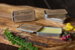 geranium bergamot lip balm