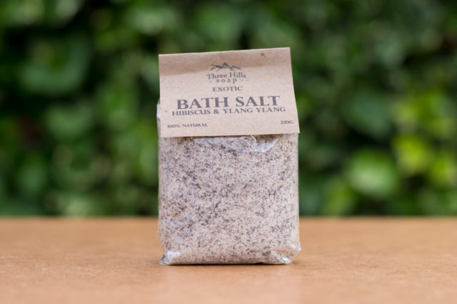 relaxing bath salt